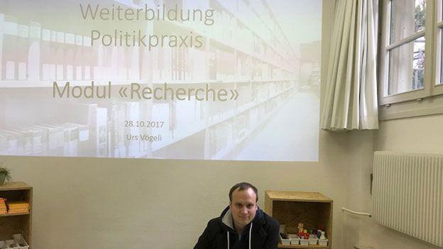 «PolitikPraxis» - Kurs für Miliz-Politiker